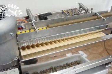 Stroj na výrobu boilies