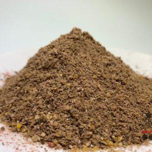 Method krmivo – Ryba-sladko korenené
